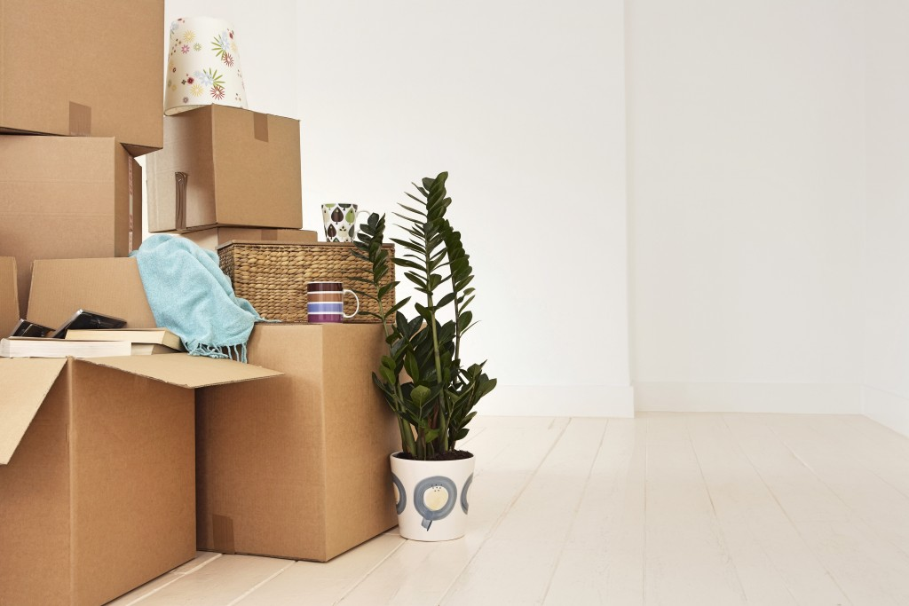 moving to a new place
