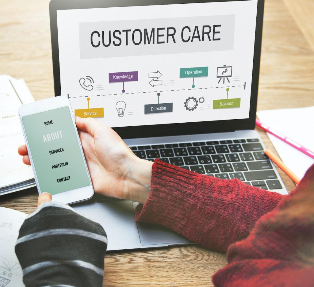 customer care feedback
