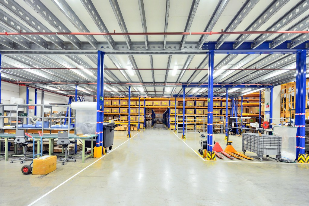 warehouse facility