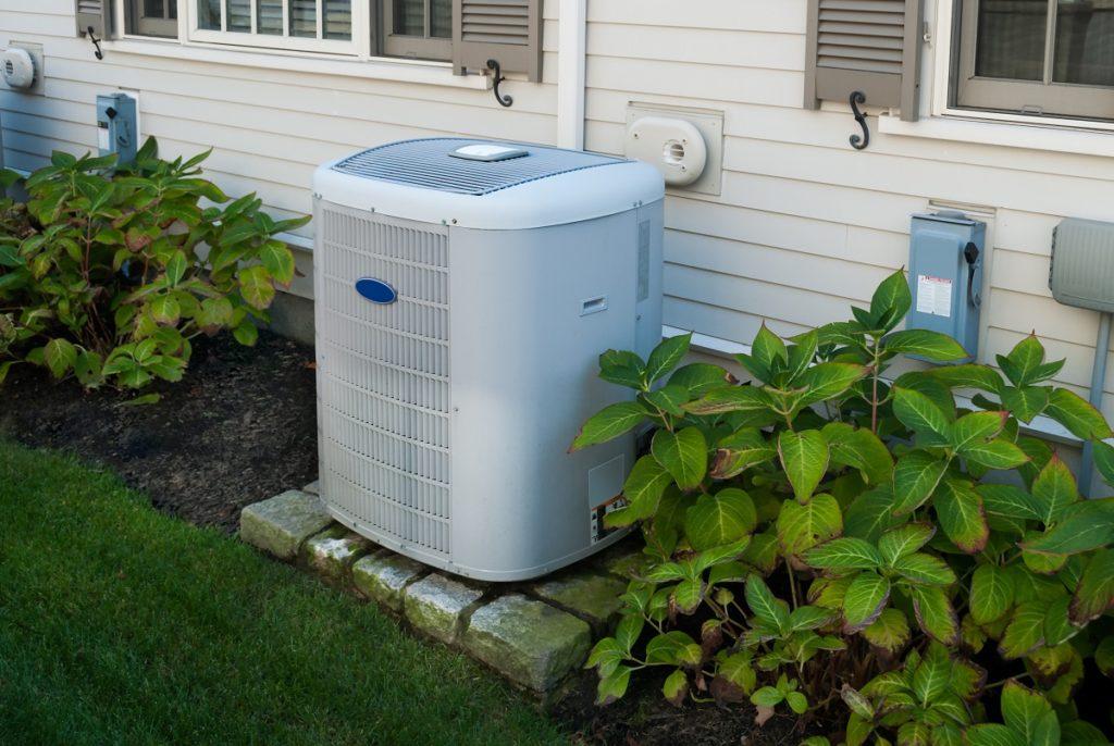 HVAC system of home