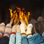 Stay Warm During The Winter Months With These Inexpensive Tips